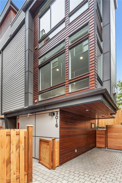 Seattle Single Family Home For Sale: 3016 NW 56th St