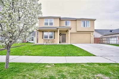Moses Lake Single Family Home For Sale: 709 S Taft St