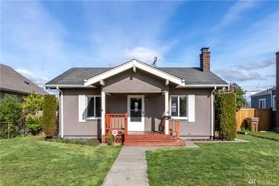 Tacoma Single Family Home For Sale: 3847 E G St