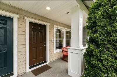 Seattle Single Family Home For Sale: 2802 SW Bataan St #1808