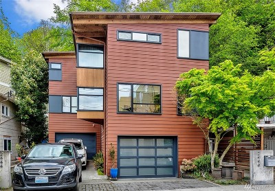 Seattle Single Family Home For Sale: 2446 Wickstrom Place SW