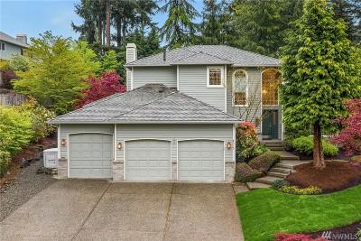 Seattle, Bellevue, Kenmore, Kirkland, Bothell Single Family Home For Sale: 8515 NE 176th St