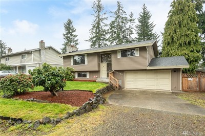 Puyallup Single Family Home For Sale: 10320 123rd St Ct E