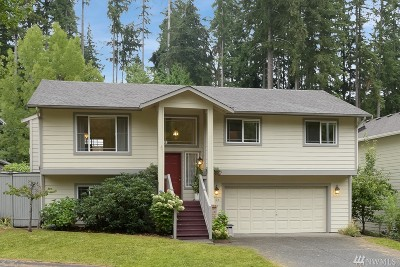 Bothell Single Family Home For Sale: 3126 201st Place SE