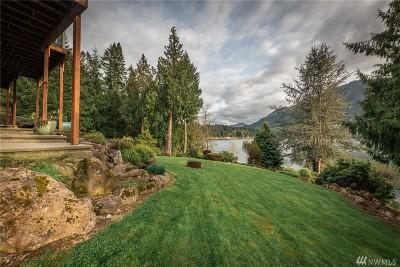 Eatonville Single Family Home For Sale: 12808 533rd St E
