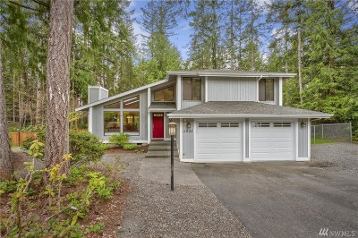 Silverdale Single Family Home Pending: 11927 Avellana Cir NW
