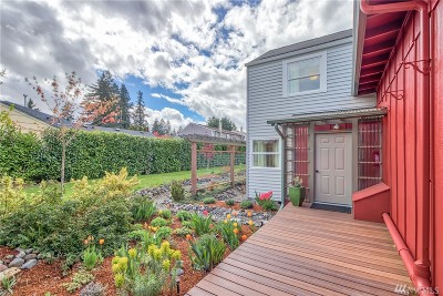 Thurston County Single Family Home For Sale: 719 Division St NW