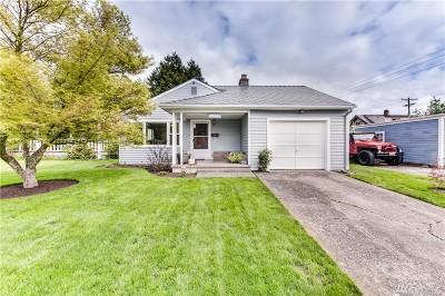 Tacoma Single Family Home For Sale: 6323 S I St