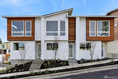 Seattle Single Family Home For Sale: 2115 NE 88th St #B7