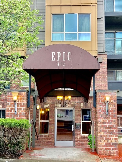 Seattle Condo/Townhouse For Sale: 412 11th Ave #101