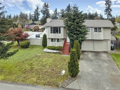 Tacoma Single Family Home For Sale: 2101 163rd St E