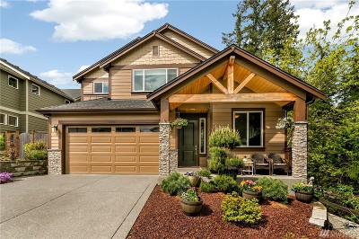 Maple Valley Single Family Home For Sale: 23014 SE 270th St