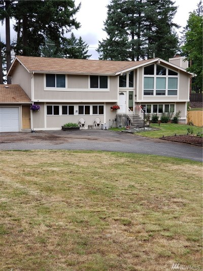 Tacoma Single Family Home For Sale: 3309 177th St E