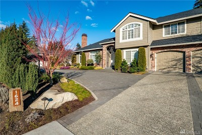 Bellevue Single Family Home For Sale: 1624 108th Ave NE