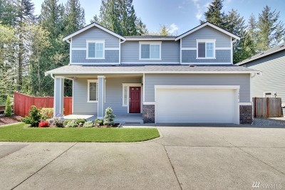 Puyallup Single Family Home For Sale: 13940 63rd Ave E