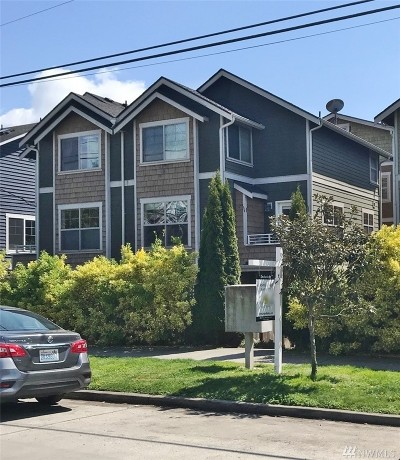 Seattle Single Family Home For Sale: 2641 NW 56th St #B