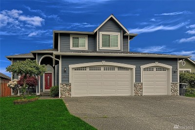 Marysville Single Family Home Contingent: 6417 82nd St NE