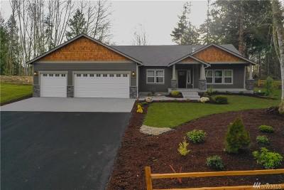Hansville Single Family Home Pending Inspection: 38675 Benchmark Ave NE