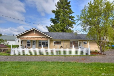 Olympia Single Family Home For Sale: 4207 Black Lake Blvd SW