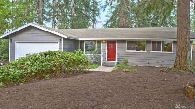 Freeland Single Family Home For Sale: 5934 Mountain View Lane