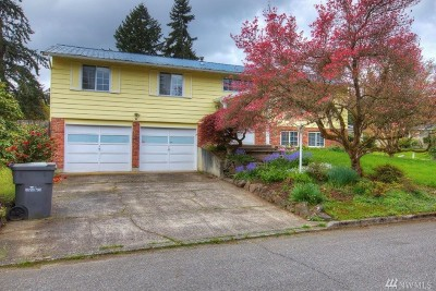 Federal Way Single Family Home For Sale: 1005 S 323rd St