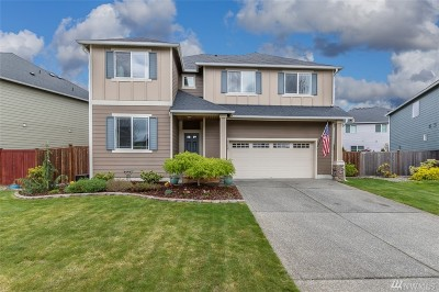 Puyallup Single Family Home For Sale: 11427 131st St E