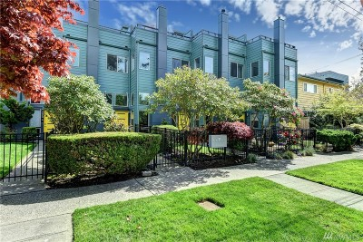 Seattle Condo/Townhouse For Sale: 3020 64th Ave SW #B