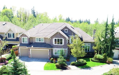 Bellevue Single Family Home For Sale: 16645 SE 69th Wy