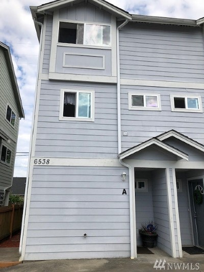 Seattle, Bellevue, Kenmore, Kirkland, Bothell Single Family Home For Sale: 6538 34th Ave SW #A