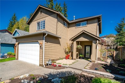 Bellingham WA Single Family Home For Sale: $565,000