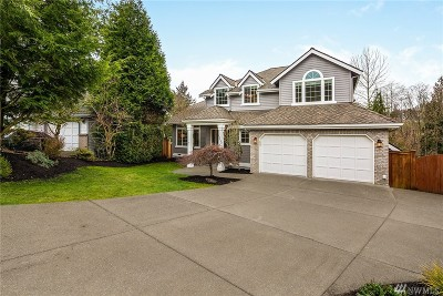 Single Family Home For Sale: 13509 SE 83rd St