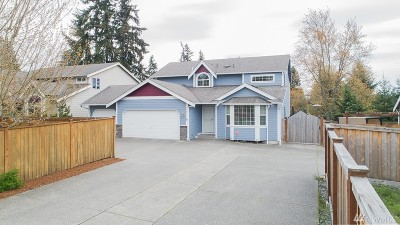 Puyallup Single Family Home For Sale: 7116 116th St E