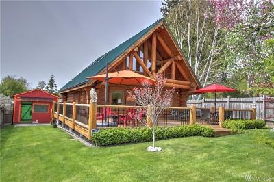 Whatcom County Single Family Home For Sale: 611 Evergreen Lane