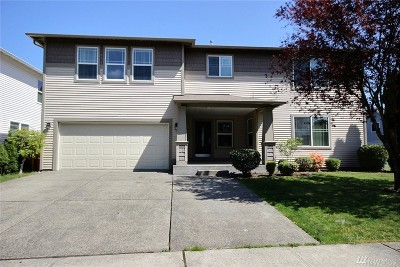 Puyallup Single Family Home For Sale: 9325 177th St Ct E