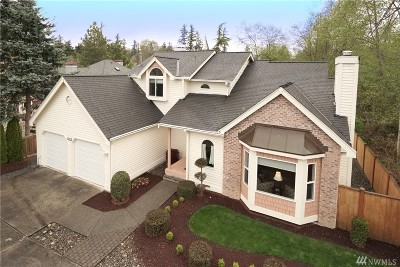 Federal Way Single Family Home For Sale: 1015 SW 314th Place