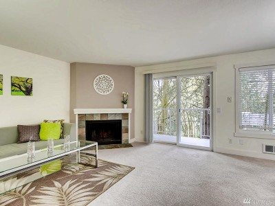 Bellevue Condo/Townhouse For Sale: 15246 SE 43rd Ct #G101