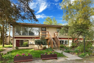 Burlington Single Family Home Sold: 10632 Chuckanut Dr