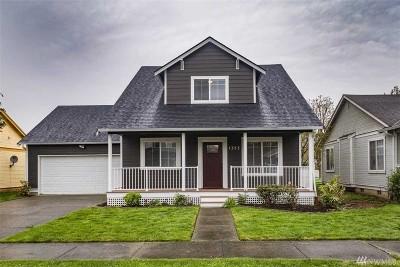 Lynden Single Family Home For Sale: 1373 Elm St