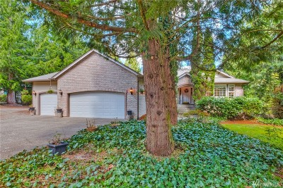 Maple Valley Single Family Home For Sale: 21310 SE 215th St
