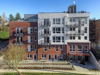 Seattle Condo/Townhouse For Sale: 750 11th Ave E #303