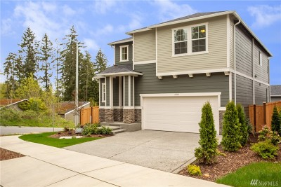 Bothell Single Family Home For Sale: 18103 Baldwin Rd