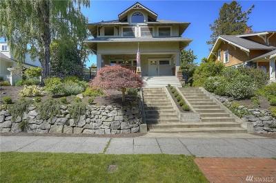 Tacoma Single Family Home For Sale: 4110 N Mason Ave
