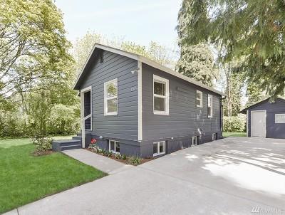 Tukwila Single Family Home For Sale: 12624 34th Ave S