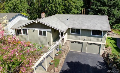 Bothell Single Family Home For Sale: 20218 108th Ave NE