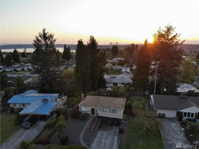 Tacoma Single Family Home For Sale: 1366 N Hawthorne St