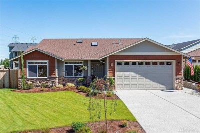 Snohomish Single Family Home For Sale: 4210 143rd St SE