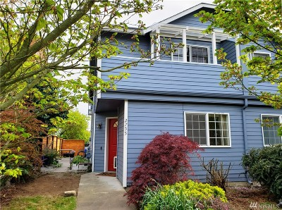 Seattle Single Family Home For Sale: 2755 NW 65th St