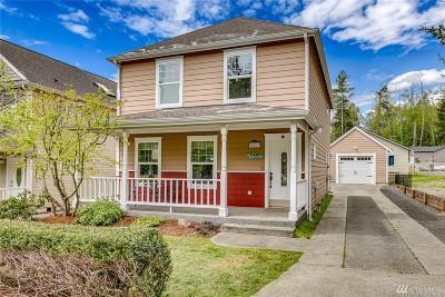 Kingston Single Family Home For Sale: 26419 Apple Jack Lane NE