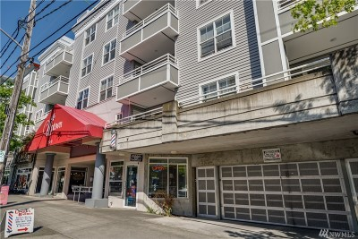 Seattle Condo/Townhouse For Sale: 520 2nd Ave W #105