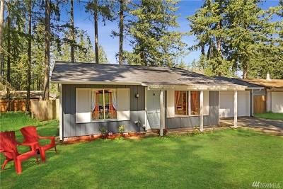 Covington Single Family Home For Sale: 19611 260th St